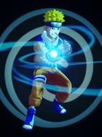 Uzumaki Naruto Render by Dev-OT