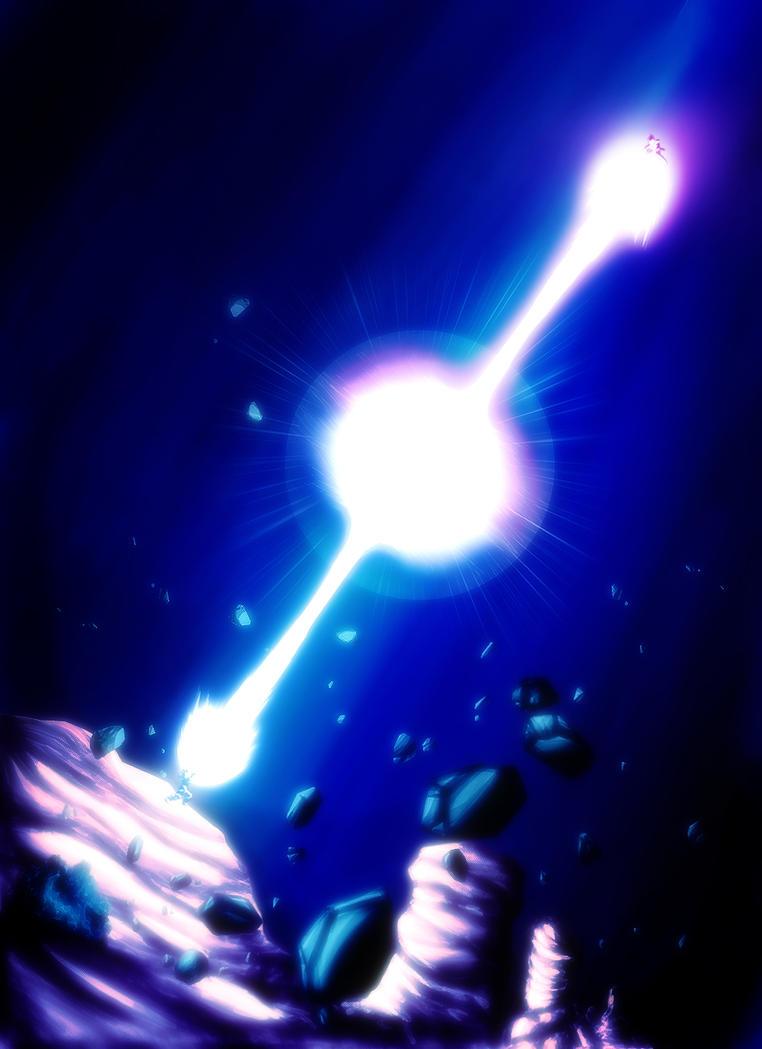 Goku Vs Vegeta By Dev OT