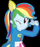 Dashie - Equestria Girl