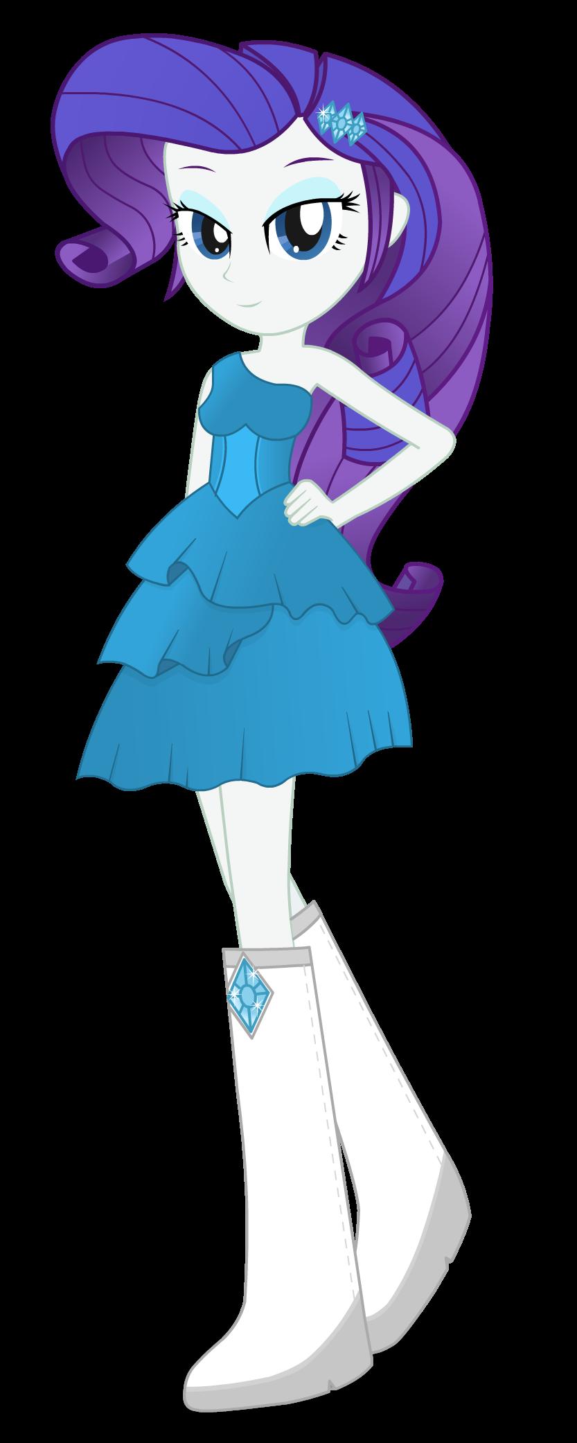 My Little Pony Equestria Girls Rarity Dress