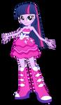 Twilight Sparkle - Equestria Girl