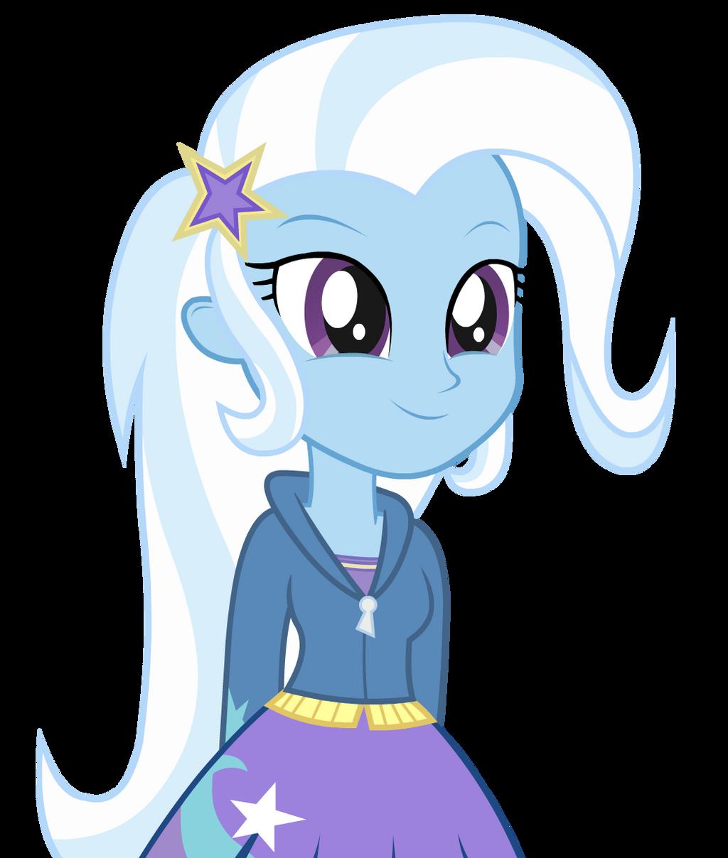 Trixie Lulamoon - Equestria Girl by negasun