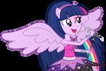 Twilight Sparkle - Equestria Girl 2 Rainbow Rocks