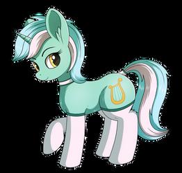 Just Lyra by negasun