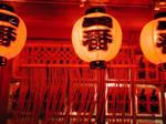 japan -- lanterns