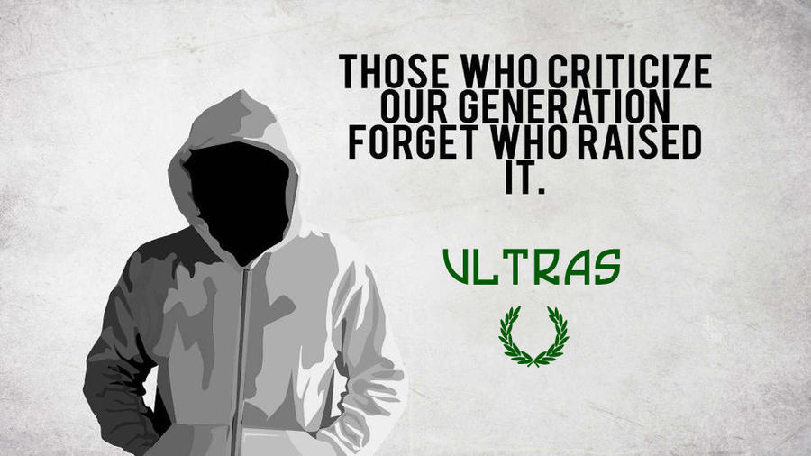 Ultras By Th3M4j0r On DeviantArt