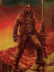 Fallout new vegas Veteran Ranger