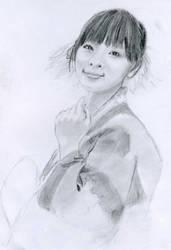Oriental Girl by Dara-is-Still-alive