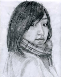 2nd Oriental Girl by Dara-is-Still-alive
