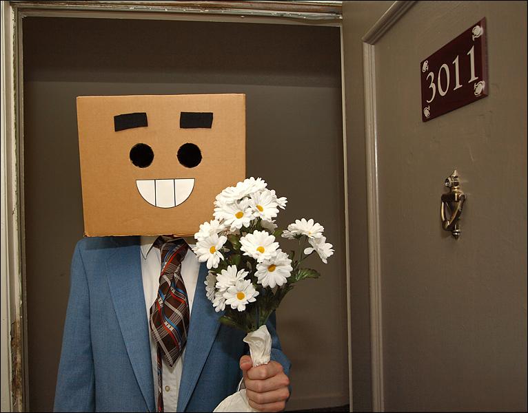 'Gentleman Caller' by BurlapZack | Deviantart.com