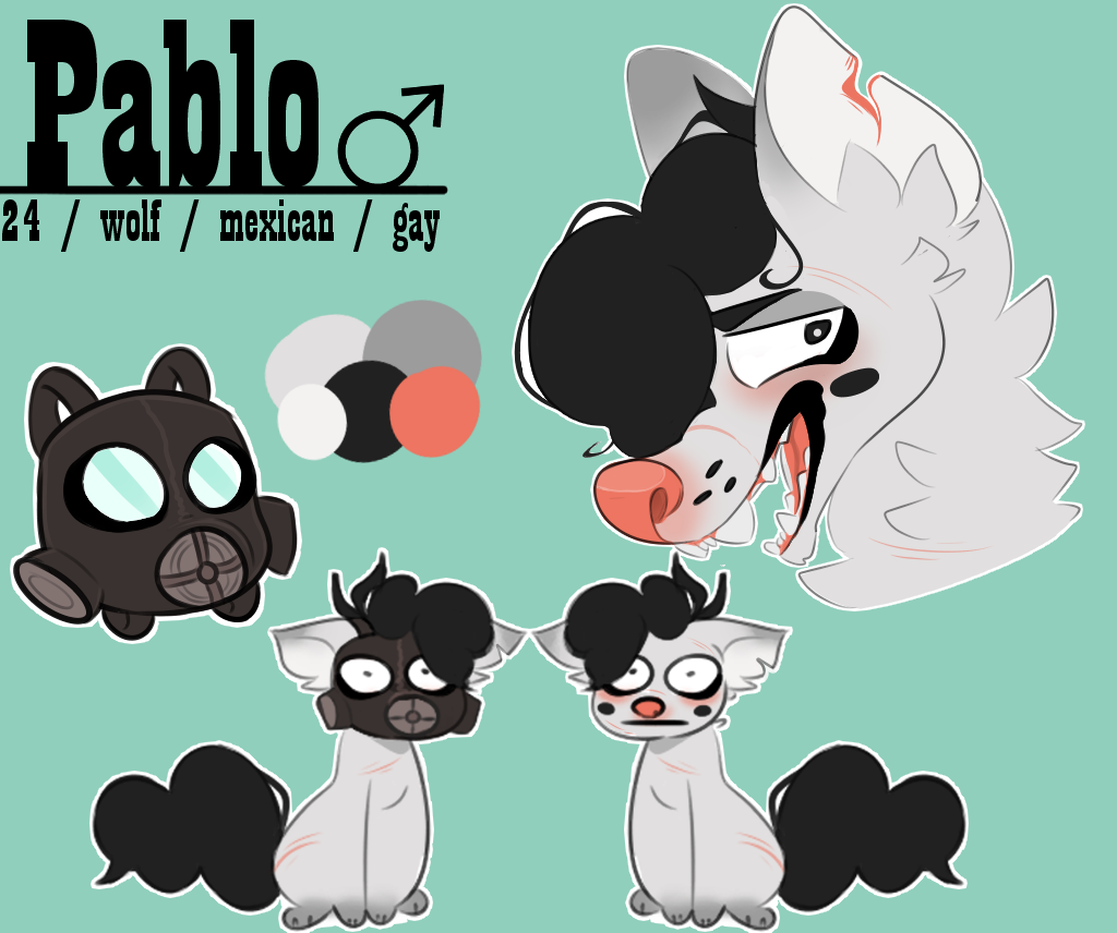Pablo | REF by Tomorroq