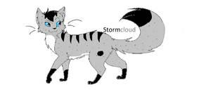 My Warriors OC Stormcloud