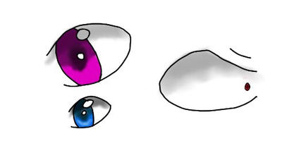 Anime Eye Practice