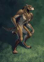 Werewolf by Kmalmsten