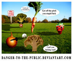 the antisocial vegetables