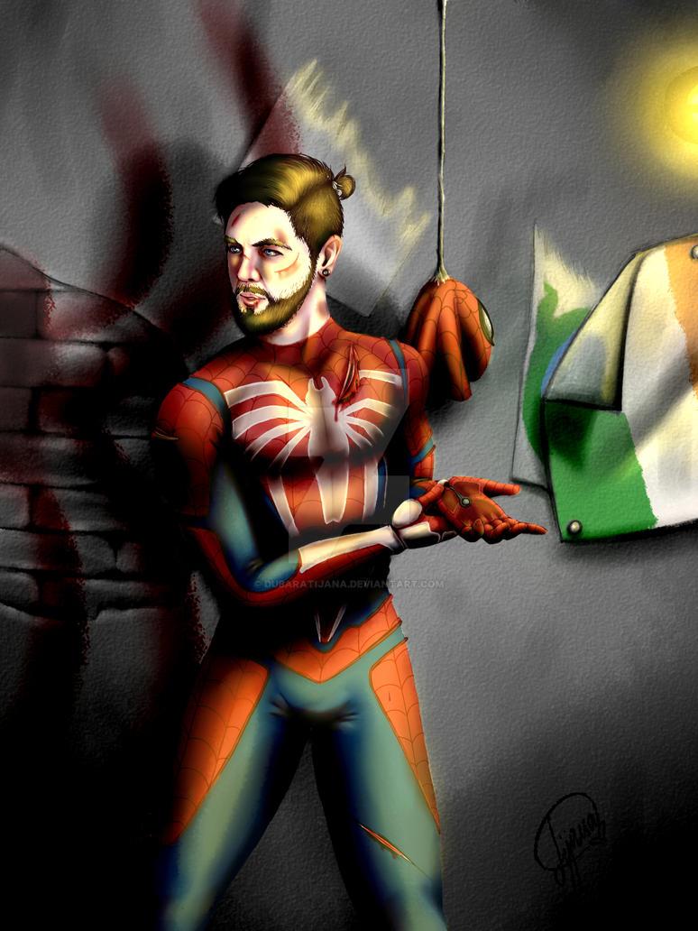 Spider-jack by dubaratijana