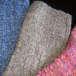 Understated socks by Enira
