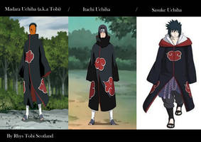 uchiha clan by AlucardNoLife