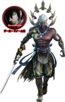 Mystic Leader Susano'o From Warriors Orochi 3 Game