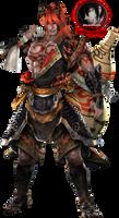 Shuten Doji From Warriors Orochi 3