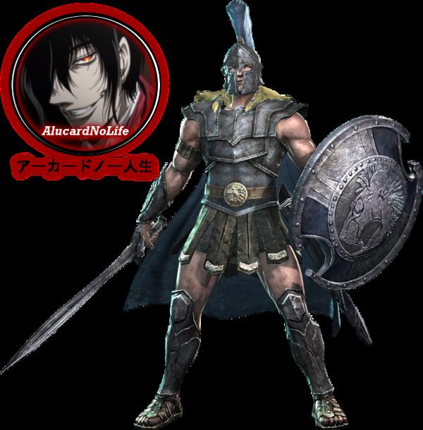 Warriors Orochi Wallpaper: Achilles From Warriors Orochi 3 By AlucardNoLife