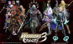 My Warriors Orochi 3 Background Wallpaper.