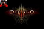 Diablo III Loading Logo Render by AlucardNoLife