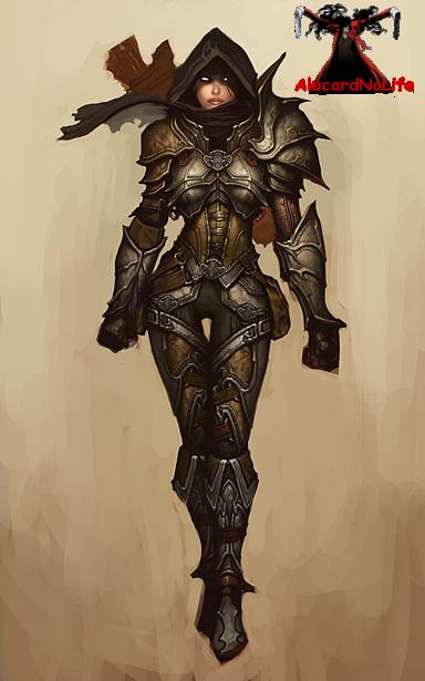 Image Result For Diablo Demon Hunter
