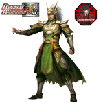 DW8 Ma Chao Render