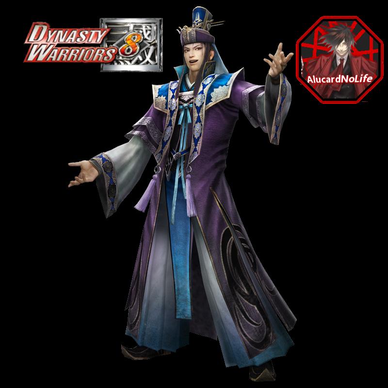 DW8 Sima Yi Render By AlucardNoLife On DeviantArt