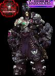 Death Abyssal Armor Render