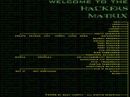 Hacker's Matrix