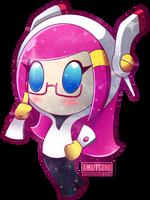 Space Secretary by amaitsuno