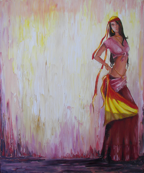 Gypsy by jezviking