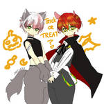happy Halloween! by TreXanh