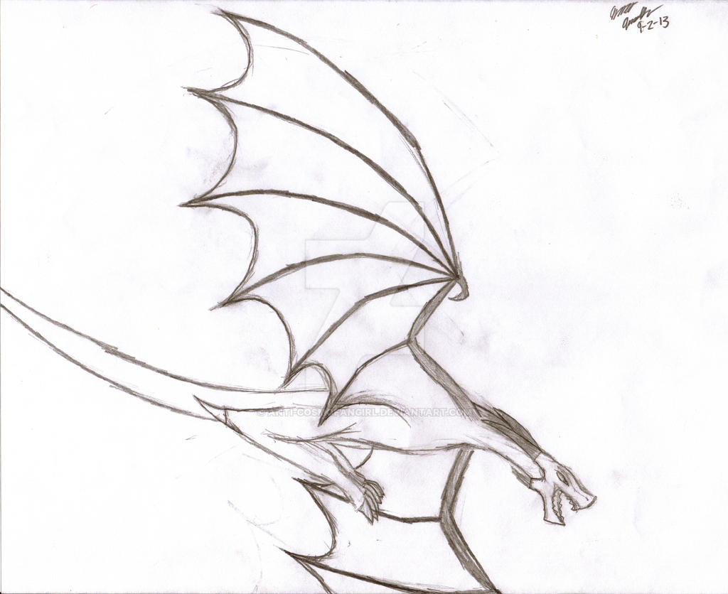 flying dragon by anti cosmofangirl on deviantart