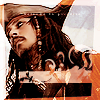 Jack Sparrow by Eleanor-Malfoy