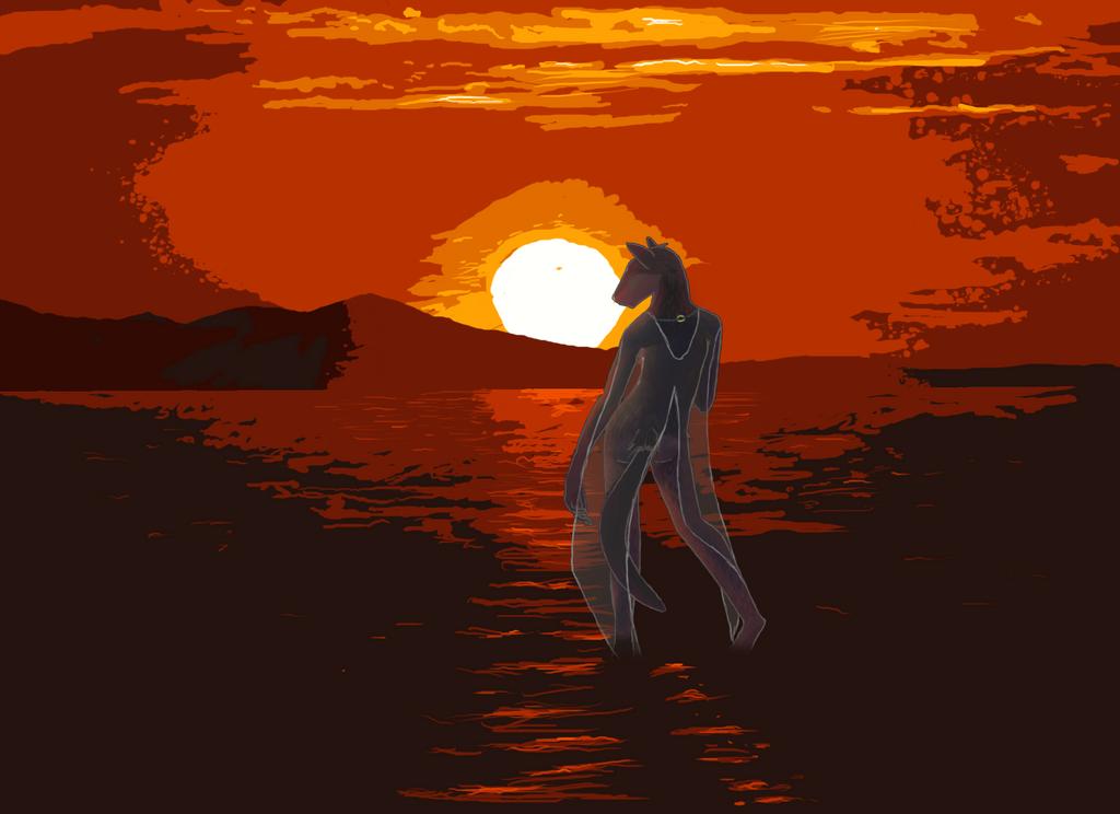 Zena Sunset - Advena Get-Away by chad-0z
