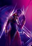 Okoye - Infinity War (1)