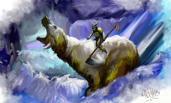 Polar Rider