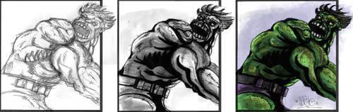 Hulk Conga