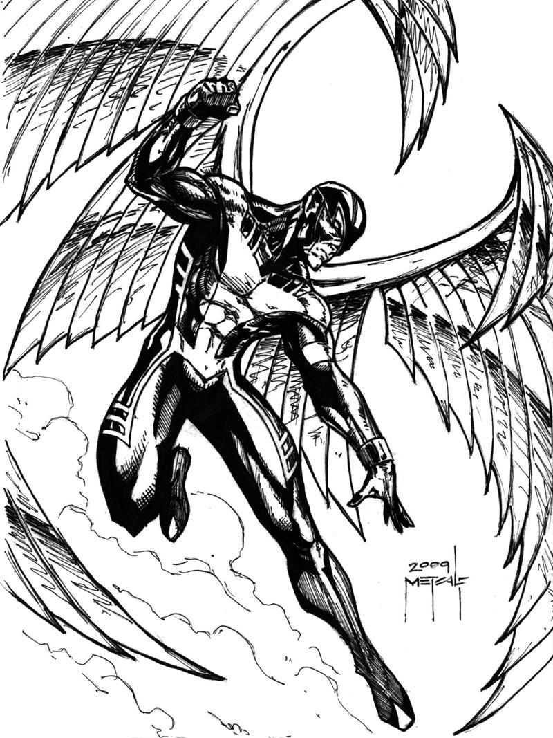 Archangel - inks v2