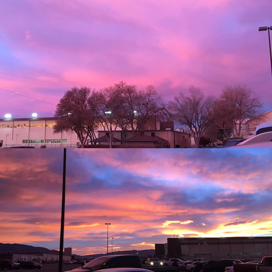 Morning sunrise by liljoey0103