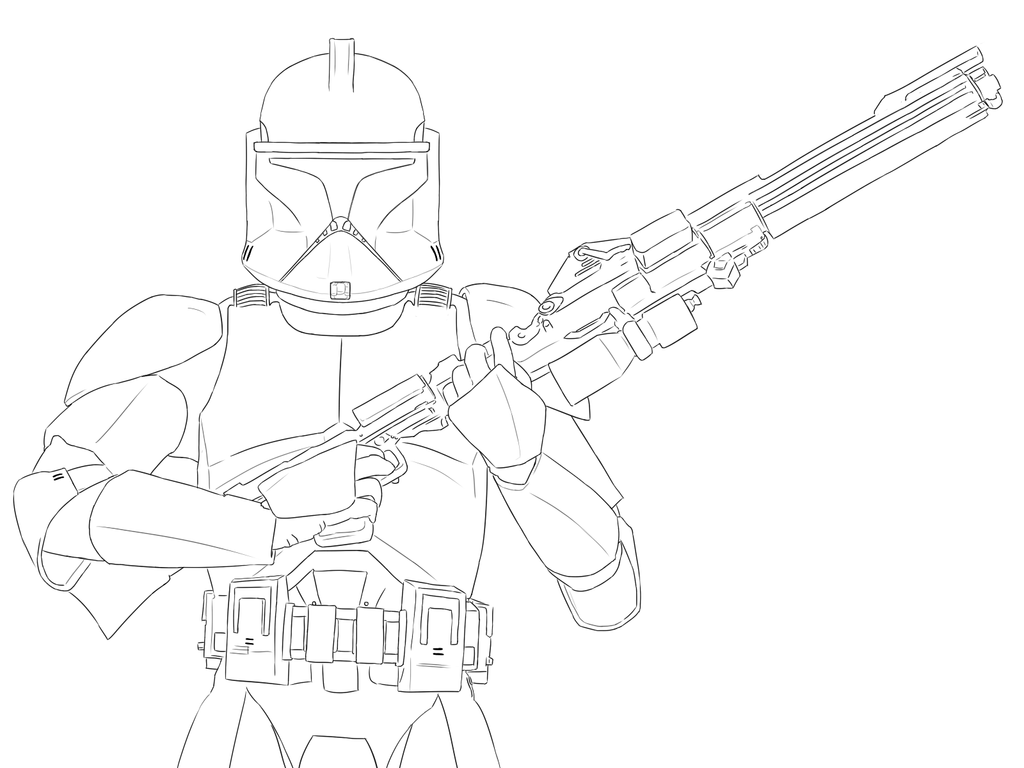 clone trooper by tinacoolart on deviantart