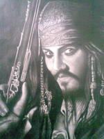 Jack Sparrow by jakotauro