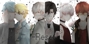 Mystic Messenger: Right here waiting