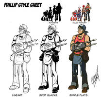Phil Style Sheet by tysonhesse