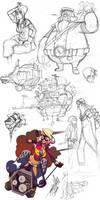 Diesel Sketchdump 3