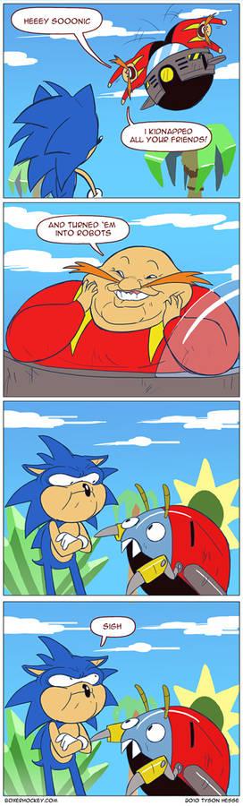 Oh, that Eggman