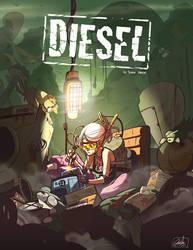 Diesel alternate cover